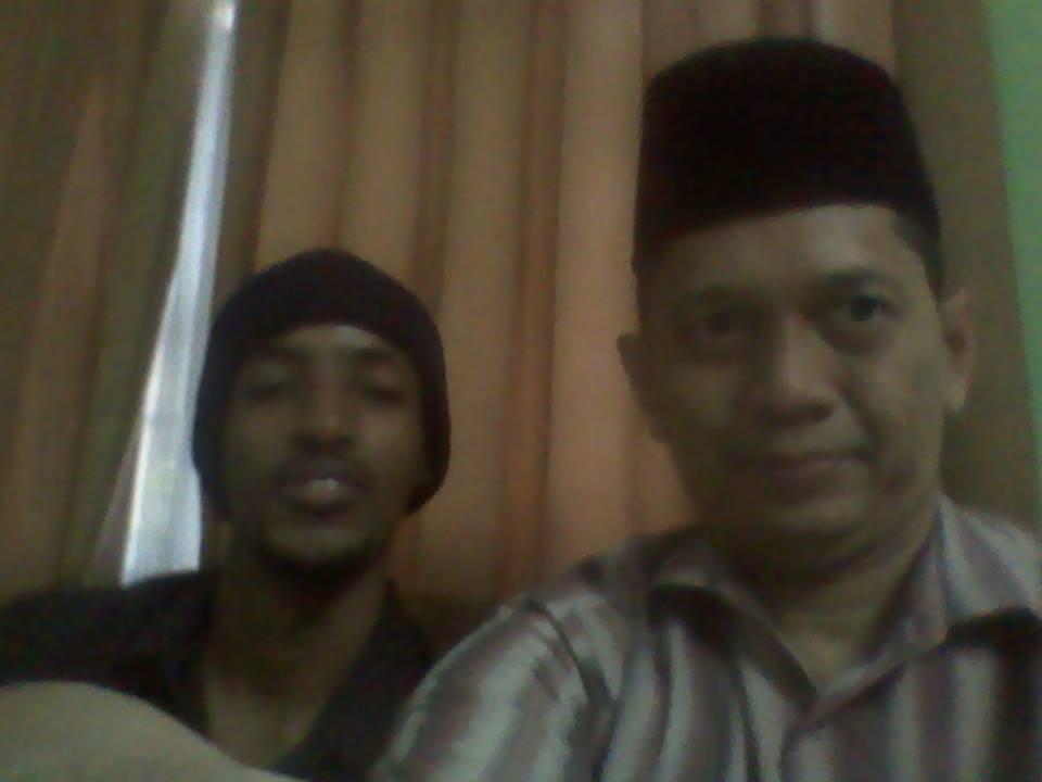 Muhammad (27) Pasien Bekam dari Somalia